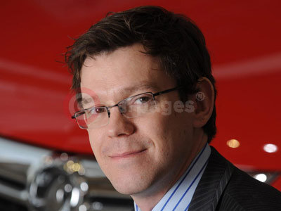 James Taylor, Vauxhall Fleet Sales Director