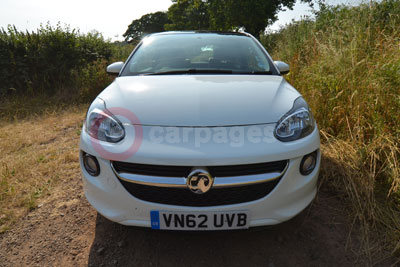 Vauxhall Adam Review (2013)