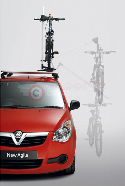 Vauxhall Agila Side Loading Bike Carrier