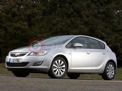 New Vauxhall Astra ES Tech
