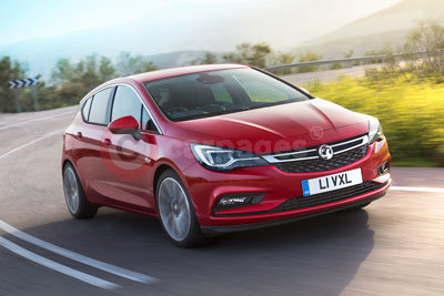 The New Vauxhall Astra (MY-2016)