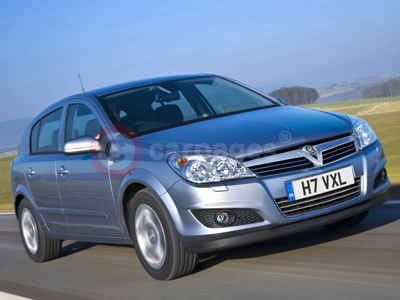 Vauxhall Astra ecoFLEX with a 1.7 turbo-diesel