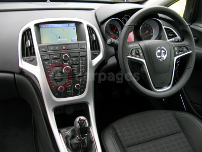 car picker vauxhall astra gtc interior images