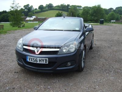 Vauxhall Astra TwinTop Review