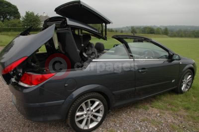 Vauxhall Astra Twintop Review Part Three 2007