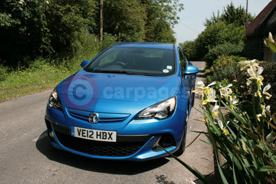 Vauxhall Astra VXR Review (2012