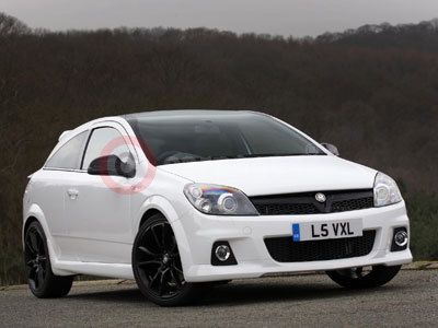 New Vauxhall Astra VXR Arctic Edition