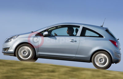 The New Vauxhall Corsa ecoFLEX