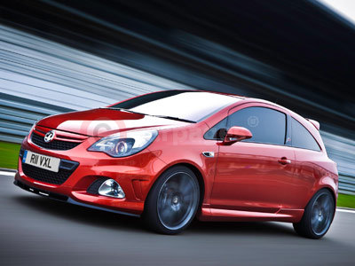 New Vauxhall Corsa VXR Nurburgring Edition