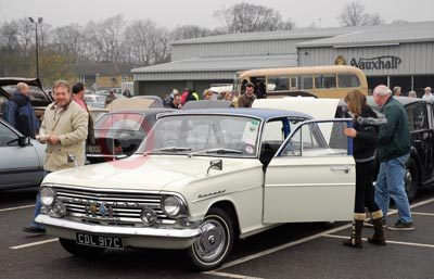 Vauxhall's Drive It Day