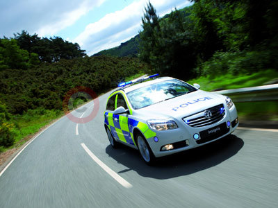 Police Specification Vauxhall Insignia