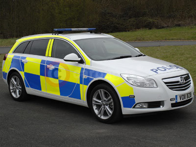 Single Vehicle Architecture Equipped Vauxhall Insignia