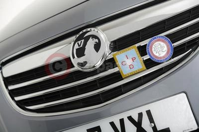 Simon Carter Vauxhall Insignia Grille Badge
