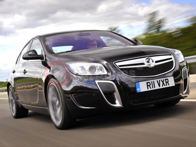 The New Vauxhall Insignia VXR