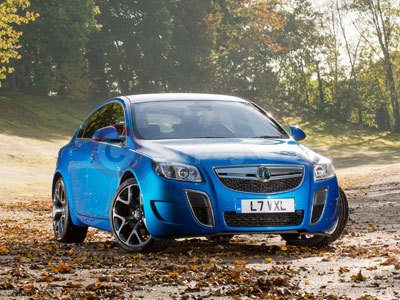 Vauxhall Insignia VXR SuperSport (2012)