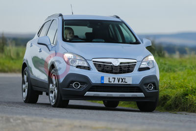 Vauxhall Mokka Review (2012)