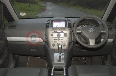 Vauxhall Zafira Road Test 2008