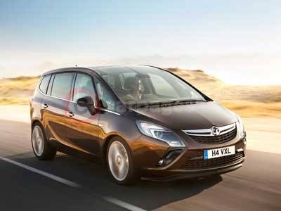 New Vauxhall Zafira Tourer