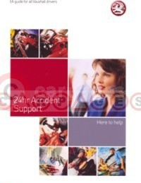 Vauxhall Free Accident Support Handbook