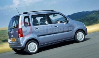 The Vauxhall Agila