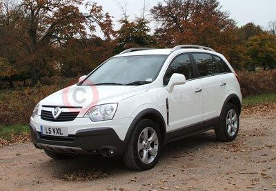 Vauxhall Antara news vauxhall news