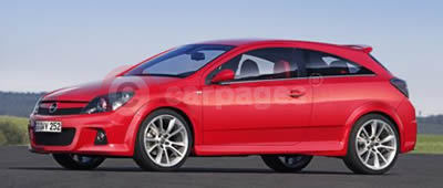 Vauxhall Astra High Performance Concept