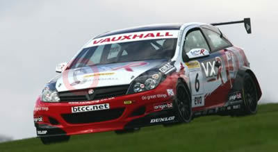 The new VX Racing Astra Sport Hatch