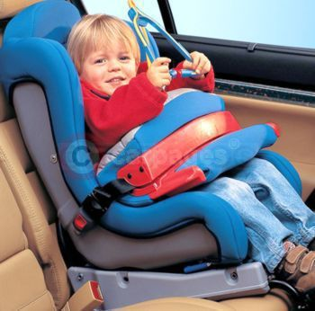 New Child Seats From Vauxhall