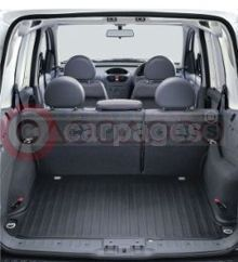 Vauxhall Combo Rear Seat Conversion