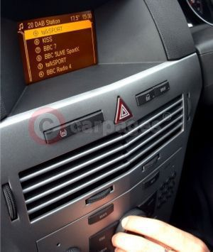 Vauxhall First To Offer DAB Radio As Standard