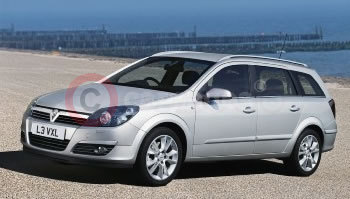 New Vauxhall Astra Estate