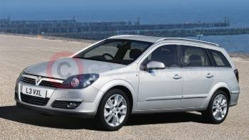 The New Vauxhall Astra Estate