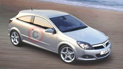 & New Three-Door Astra Revealed Pezcame.Com
