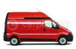 Vauxhall Vivaro High Roof