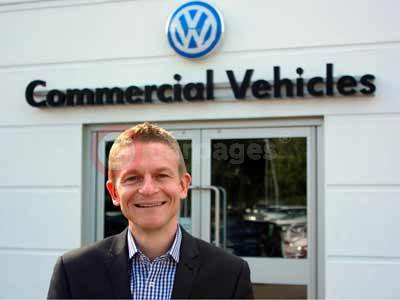 Mark Hopkins - Head of Marketing, Volkswagen Commercial Vehicles