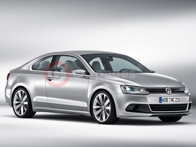 The New Volkswagen Compact Coupe Concept Car