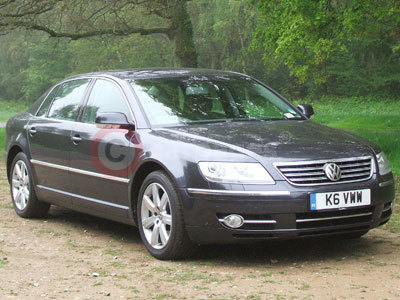 The Volkswagen Phaeton