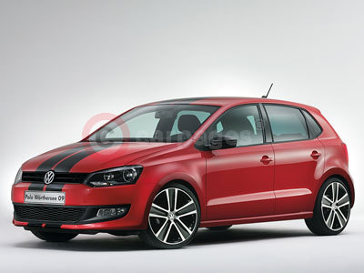 Sport  on The Volkswagen Polo Worthersee 09 Concept Car