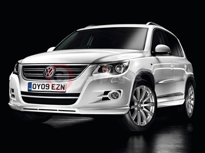The New Volkswagen Tiguan R Line