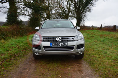 Volkswagen Touareg Review (2012)