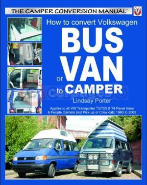 How To Convert A Volkswagen Bus Or Van To A Camper