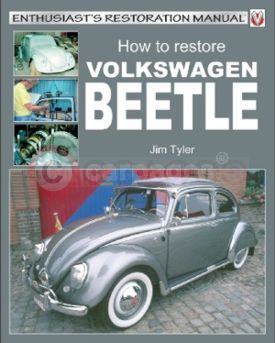 How To Restore A Volkswagen Beetle