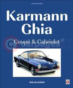 The Karmann Ghia Coupe and Cabriolet