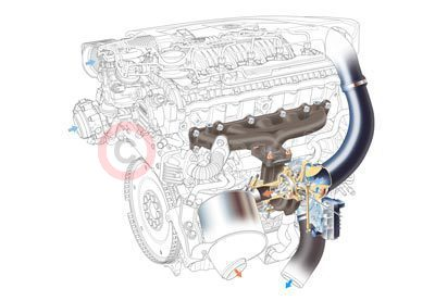 Volvo Introduces New And Improved D5 And 2 4d Diesel Engines