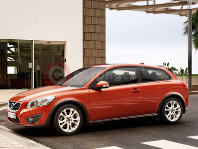 The New Volvo C30 SportCoupe