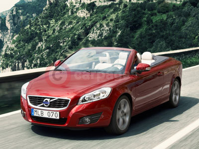 The New Volvo C70 Coupe/Convertible