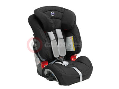 The Volvo Child Car Seat Range