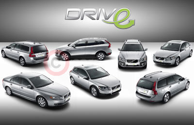 The Volvo DRIVe Range