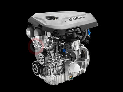 Volvo's New 1.6 Litre GTDi Petrol Engine