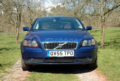 Volvo S40 Front